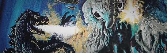 Godzilla vs. The Smog Monster (aka Godzilla vs. Hedorah) 1971